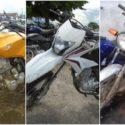 Leilão de Motos em Divinópolis-MG