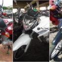 Leilão de Motos em Duque de Caxias-RJ