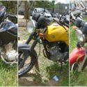 Leilão de motos em Teixeira de Freitas-BA