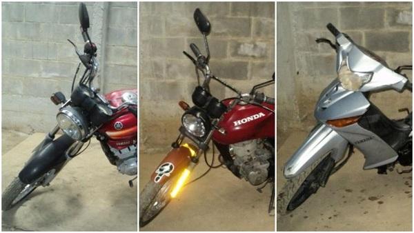 Leilão de Motos em Butiá-RS