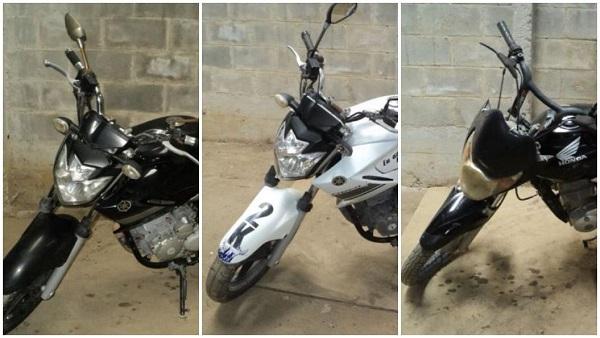 Leilão de Motos em Panambi-RS
