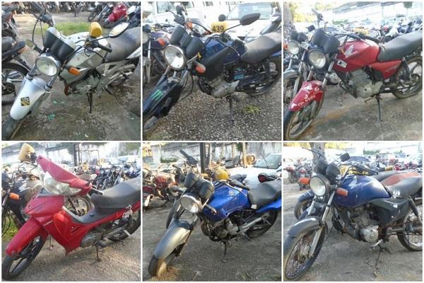 Leilão de Motos em Nilópolis-RJ