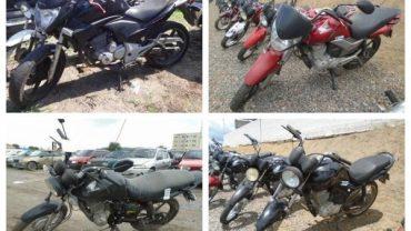 Leilão de Motos Brasília-DF
