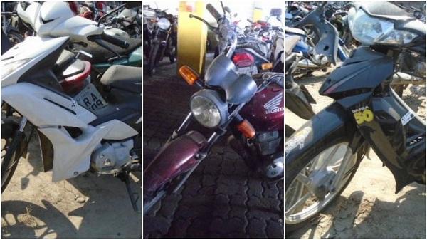 Leilão de Motos em Caxias do Sul-RS