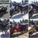 Leilão de Motos em Joinville-SC