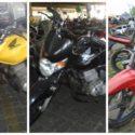 Leilão de Motos em São Lourenço-MG