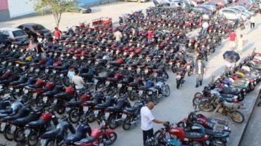 Leilão de Motos no Rio de Janeiro-RJ