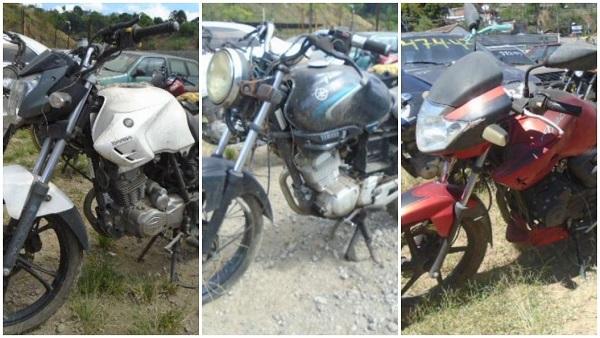 Leilão de Motos em Rio Pardo-RS