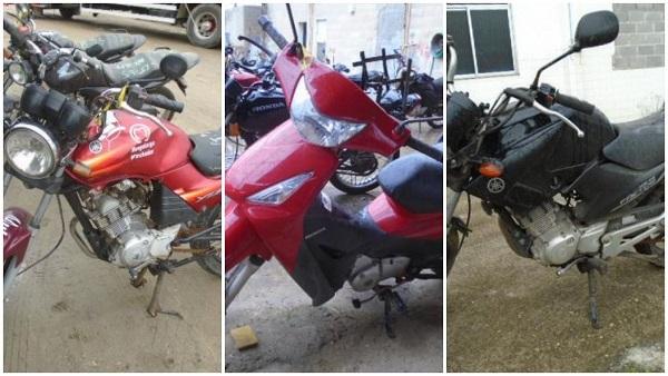 Leilão de Motos em Seropédica-RJ